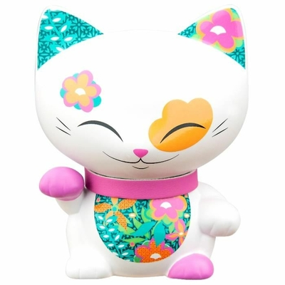 Figurine Chat porte bonheur Mani the lucky cat N°67