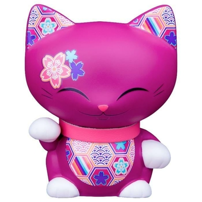 Figurine Chat porte bonheur Mani the lucky cat N°70