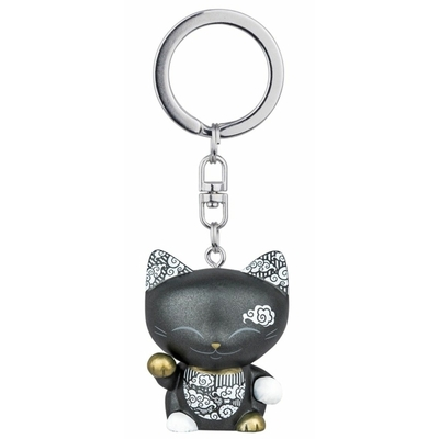 Porte clés Mini Figurine Mani the lucky cat N°62