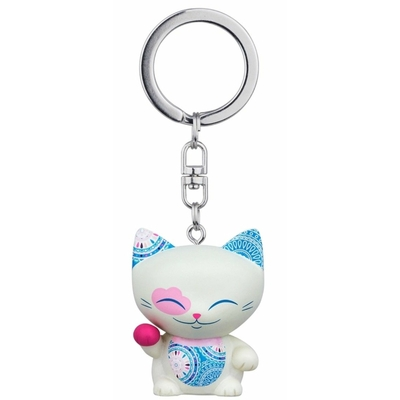 Porte clés Mini Figurine Mani the lucky cat N°63