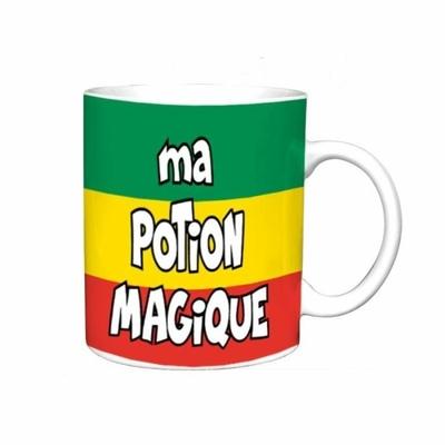 """Mug Rasta """"Ma potion magique"""""""