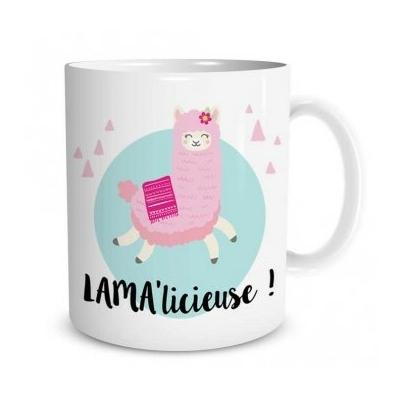 "Mug ""Lama"" : Lama'licieuse !"