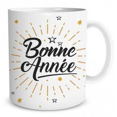 """Mug """"Bonne Année"""" : Bonne Année"""