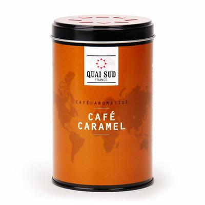 Café aromatisé au Caramel