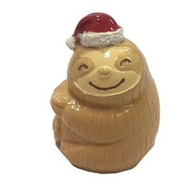 Baume à Lèvres kawaii Paresseux de Noël