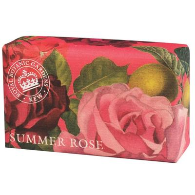 Savon Jardins botaniques royaux de Kew : Rose d'été