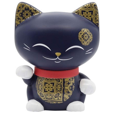 Figurine Chat porte bonheur Mani the lucky cat N°94