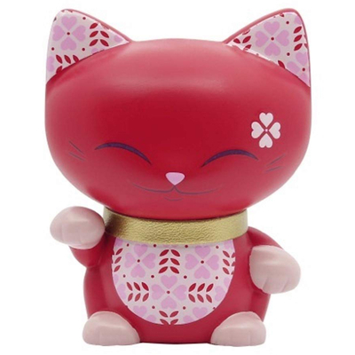 Figurine Chat porte bonheur Mani the lucky cat N°96