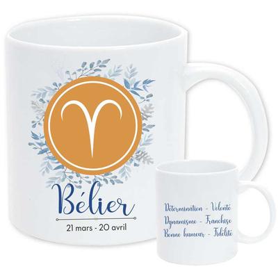 "Mug ""Astrologique"" : Bélier"