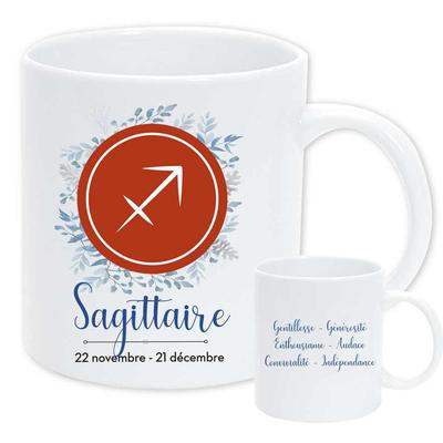 "Mug ""Astrologique"" : Sagittaire"