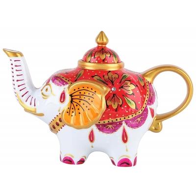 Théière en Porcelaine design éléphant II
