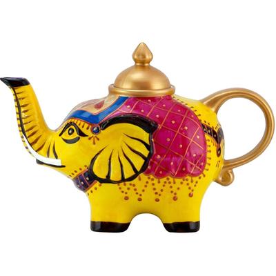 Théière en Porcelaine design éléphant III