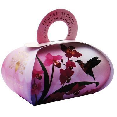 Savon ballotin cadeau :  Orchidée sauvage