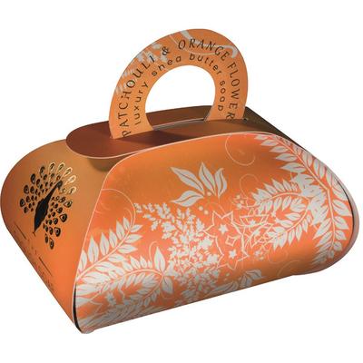 Savon ballotin cadeau : Patchouli et Fleur d'Oranger