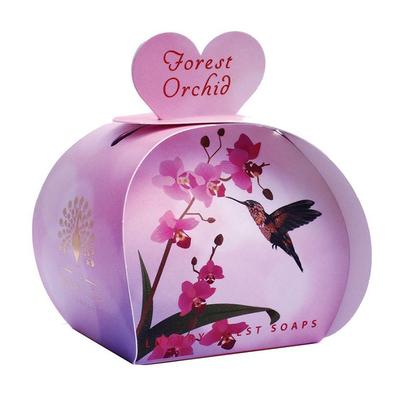 Savon ballotin cadeau d'invité : Orchidée sauvage