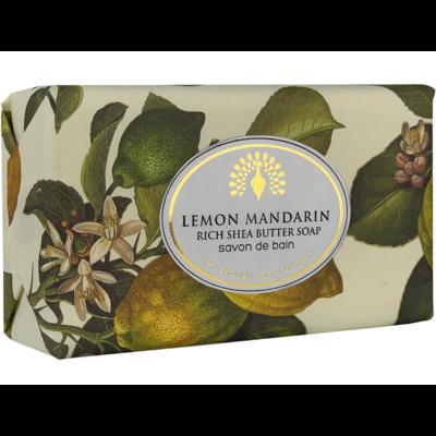 Savon Vintage : Citron et Mandarine