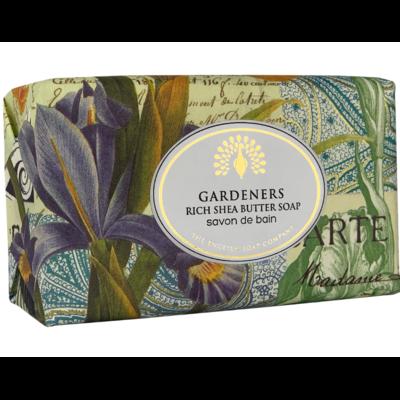 Savon Vintage : Jardiniers