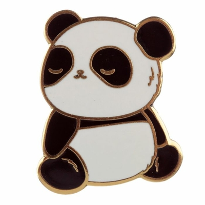 Pin's Badge Panda Kawaï