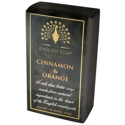 Savon Pure Indulgence : Cannelle et orange