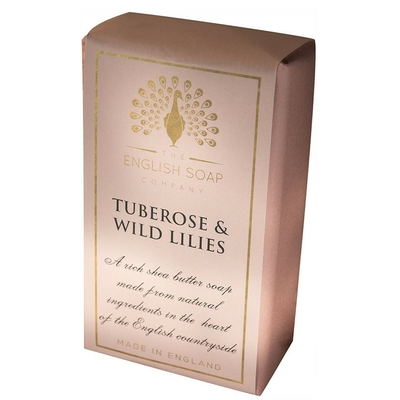 Savon Pure Indulgence : Tubéreuse et lilas sauvages