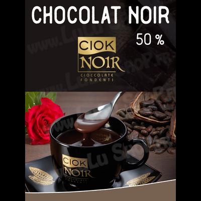 Chocolat chaud italien Saveur : Noir 50 %