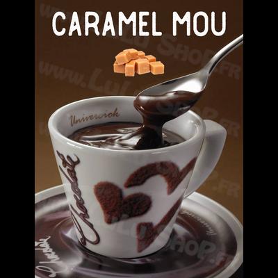Chocolat chaud italien Saveur : CARAMEL MOU