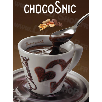 Chocolat chaud italien Saveur : CHOCOSNIC
