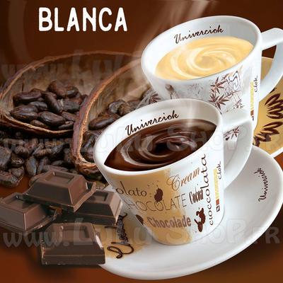 Chocolat chaud italien Saveur : BLANC
