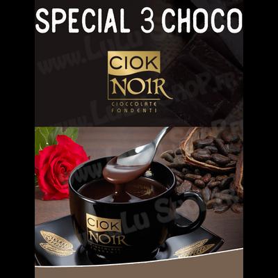 Chocolat chaud italien Saveur : Noir 50 % SPECIAL 3