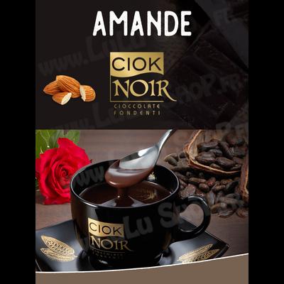 Chocolat chaud italien Saveur : Noir 50 % AMANDE