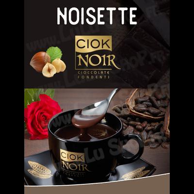 Chocolat chaud italien Saveur : Noir 50 % NOISETTE
