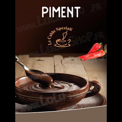 Chocolat chaud italien Saveur : PIMENT