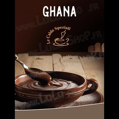 Chocolat chaud italien Saveur : GHANA