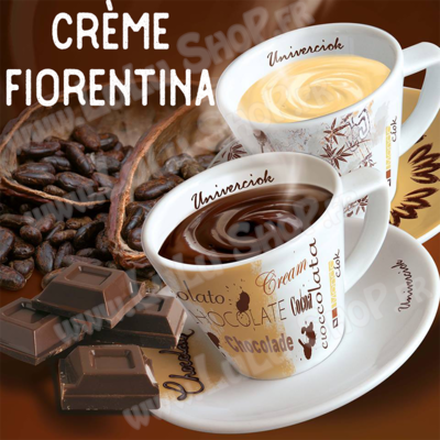 Chocolat chaud italien Saveur : CRÈME FIORENTINA