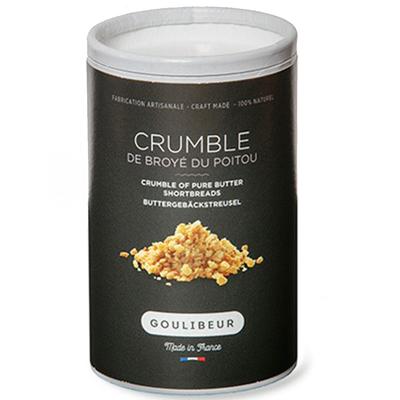 Crumble Broyé du Poitou