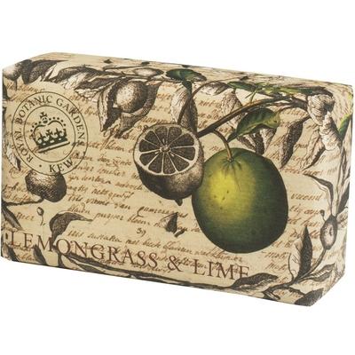 """Savon """"Jardins botaniques royaux de Kew"""" : Citronnelle et citron vert"""