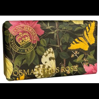 """Savon """"Jardins botaniques royaux de Kew"""" : Osmanthus Rose"""