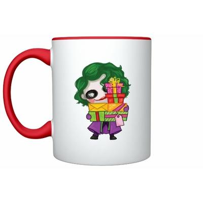 Mug Inspiration Joker Noël