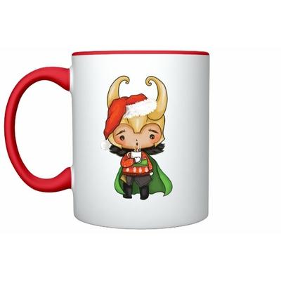 Mug Inspiration Loki Noël