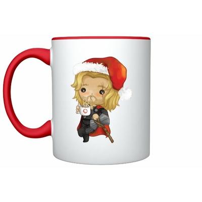 Mug Inspiration Thor Noël