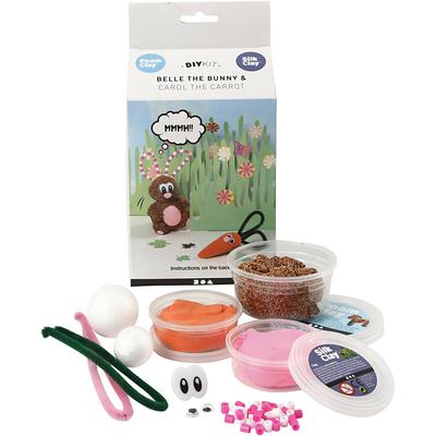 Kits créatifs : Lapin et carotte