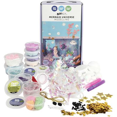 Boîte Kit Créatif : L'univers de la petite sirène