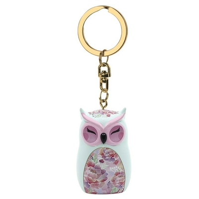 "Porte clés Chouette Wise Wings ""Gentillesse"""