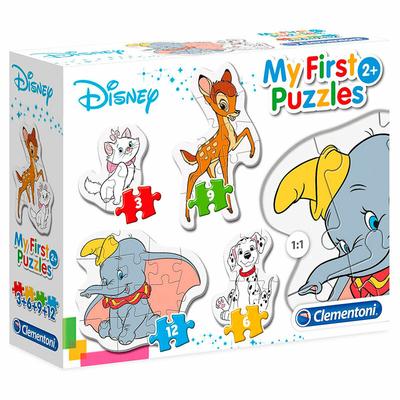 Puzzle Disney Clementoni My First Puzzle