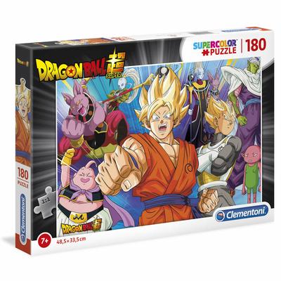 Puzzle Dragon Ball Super Clementoni 180 pièces