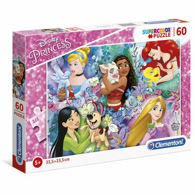 Puzzle Disney Clementoni Princesse Disney 60 pièces