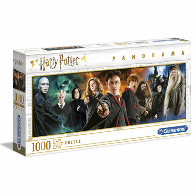 Puzzle Harry Potter Clementoni Panorama 1000 pièces