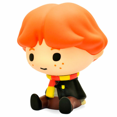 Tirelire Harry Potter Chibi Ron Weasley 15cm
