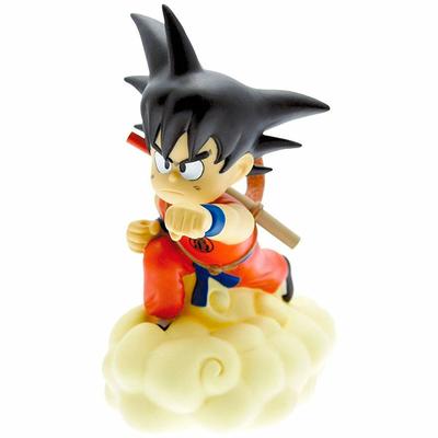 Tirelire Dragon Ball Son Goku sur son nuage 21cm