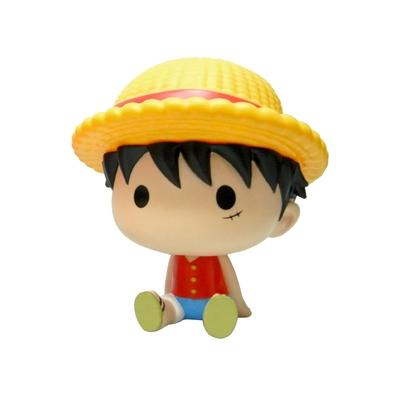 Tirelire One Piece Chibi Luffy 15cm